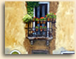 Painting of Venician Balconies