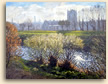Painting of River Wharfe in Tadcaster